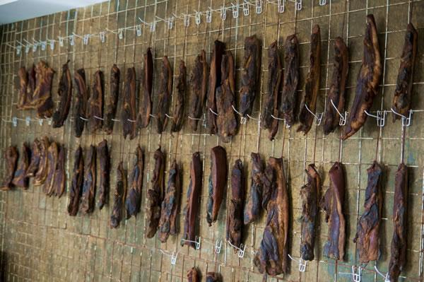 北川老腊肉