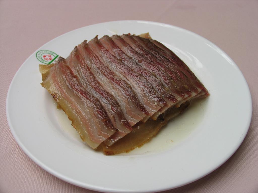 西羌老腊肉